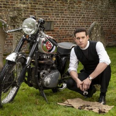 Grantchester Motorbike