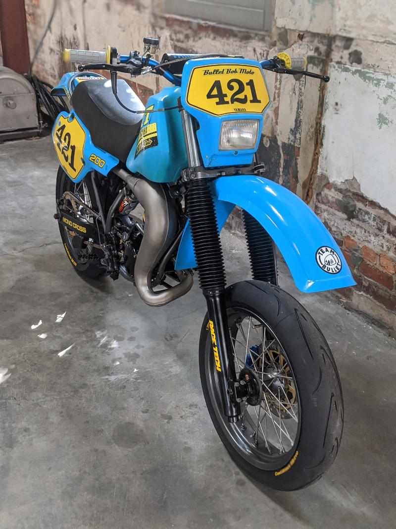 Yamaha IT200