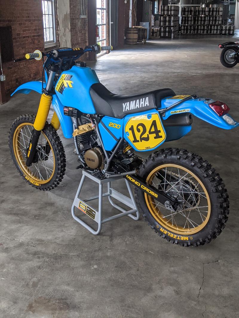 Yamaha IT200 Dirt Twin