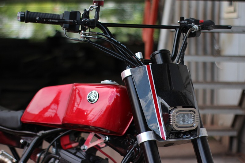 Yamaha SX225 Scrambler