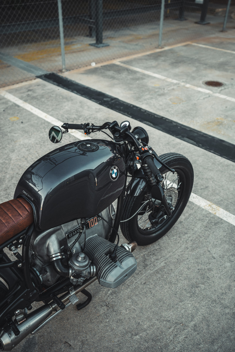 BMW R100S Cafe Racer
