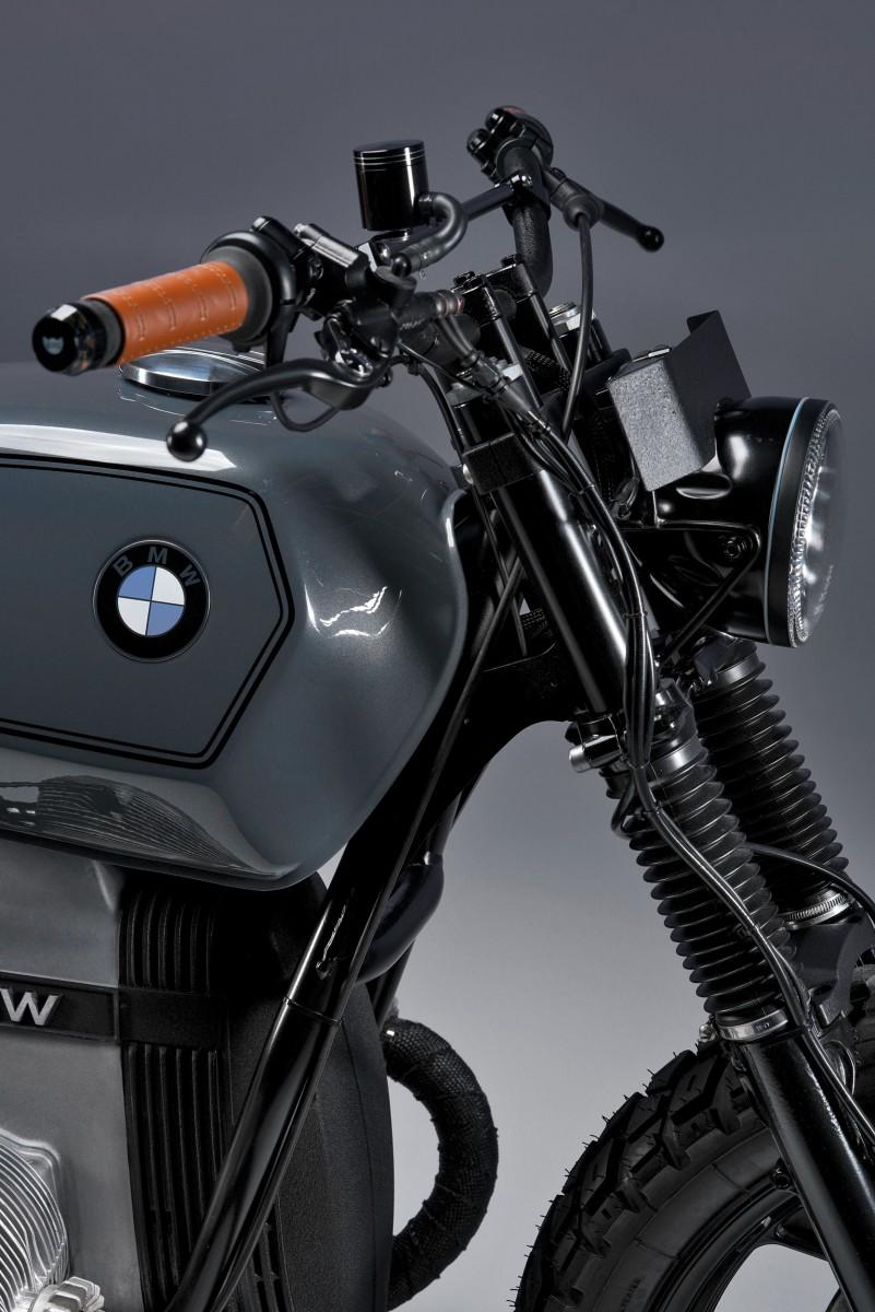 BMW R80 Tracker