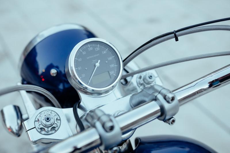 Kawasaki W650 Scrambler