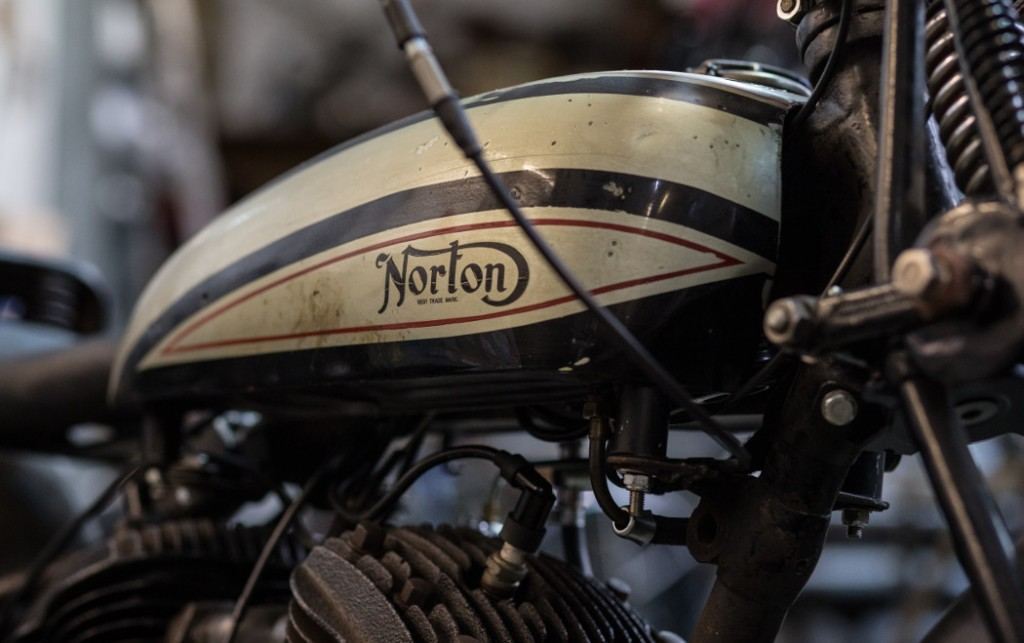 Norton V-twin
