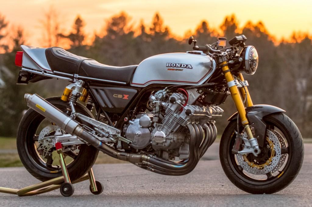 Honda CBX Restomod