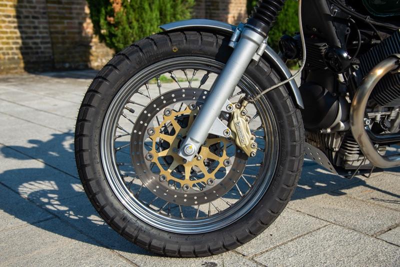 Moto Guzzi Nevada 750 custom