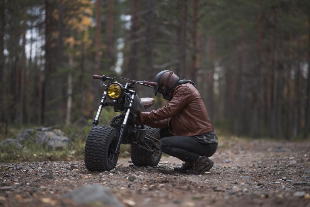 Turbo Pitbike