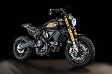 Ducati Scrambler 1100 Cafe Racer