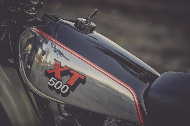 Yamaha XT500
