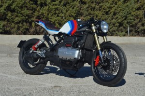 BMW K1 Cafe Racer