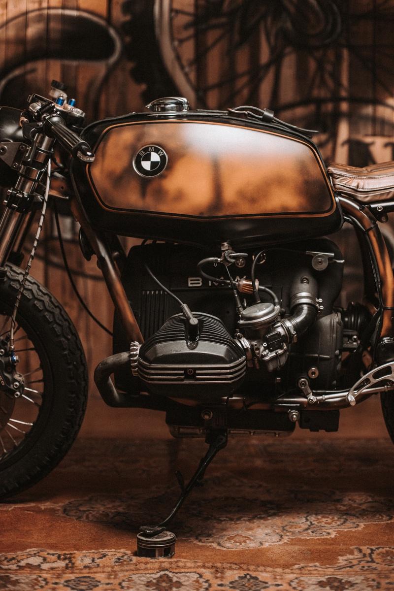 BMW R45 Cafe Racer