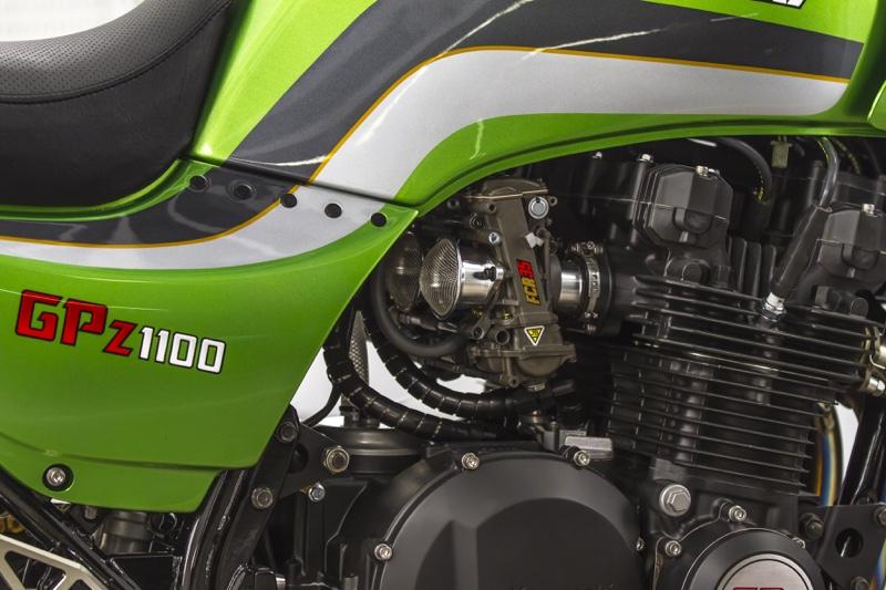 Kawasaki GPz1100 Restomod