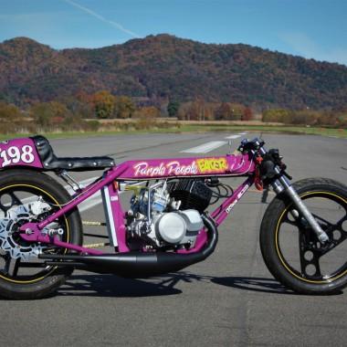 Kawasaki H1 Land Speed Racer