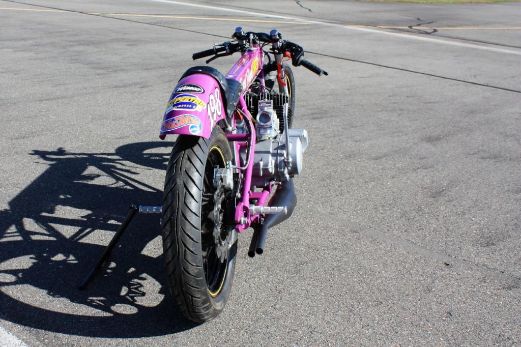 Kawasaki H1 Land Speeder