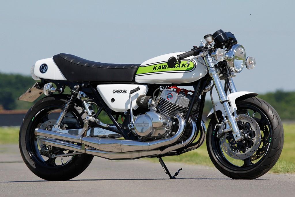 Kawasaki Denco CR90