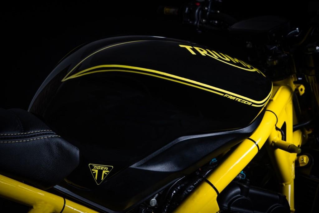 Triumph Tiger Street Tracker