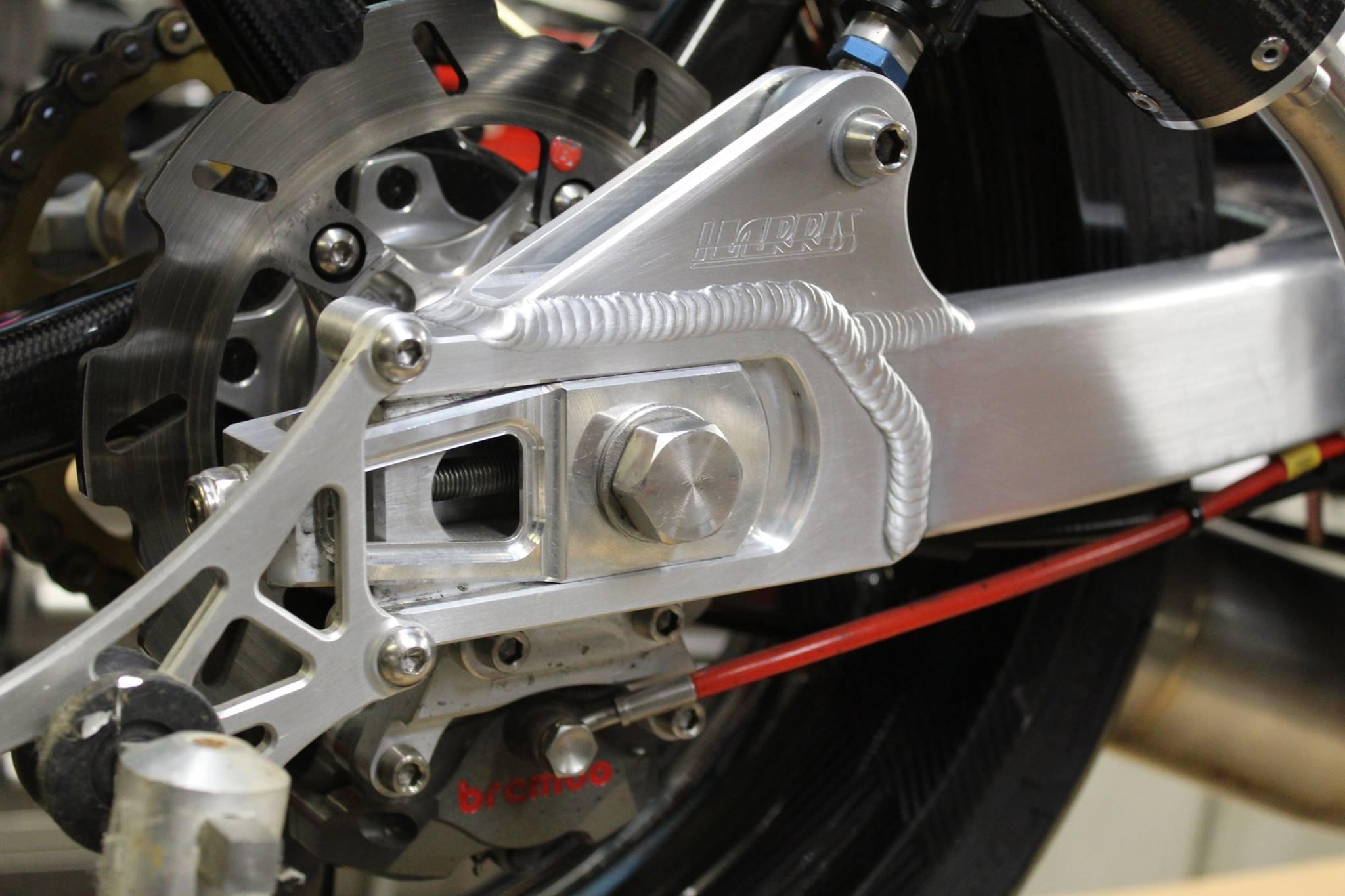Yamaha RD400 Restomod