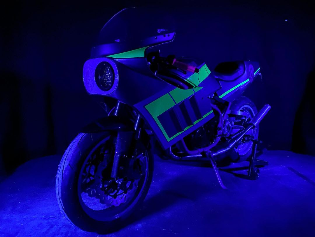 RZ350 Custom