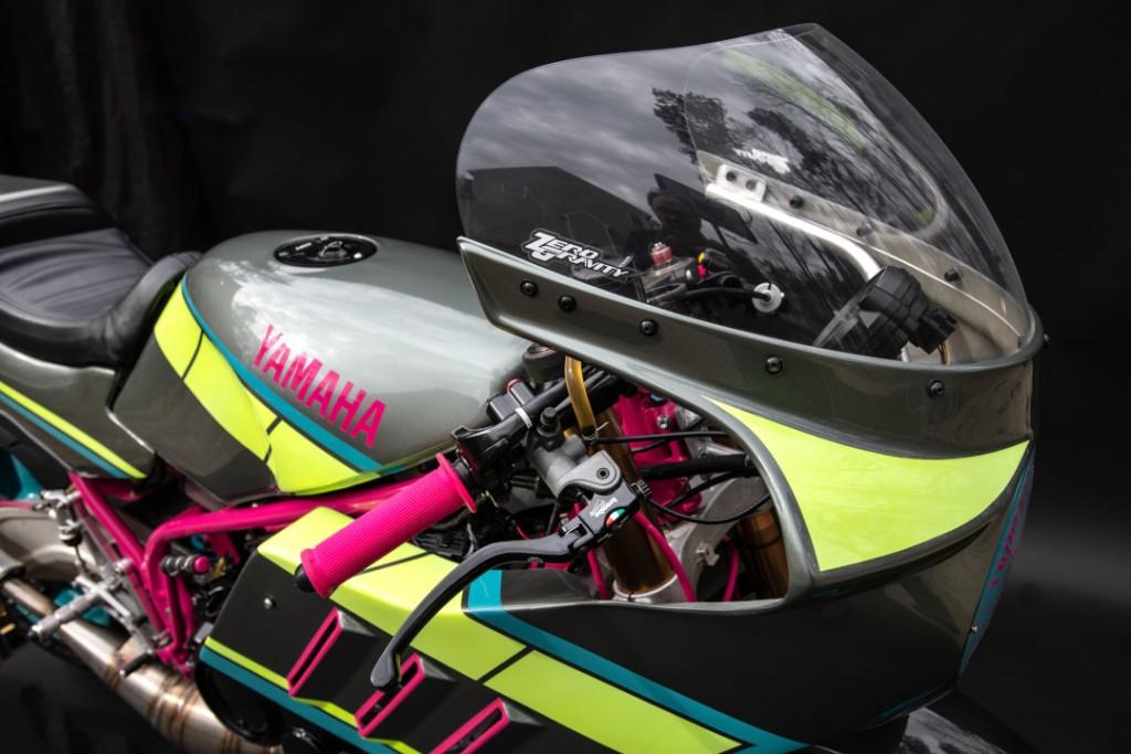 Yamaha RZ350 Custom