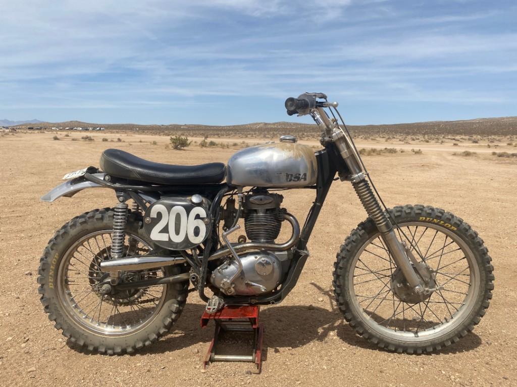 BSA Victor 441