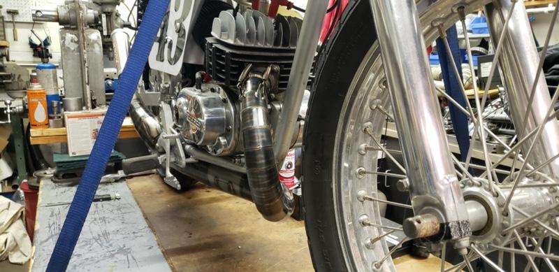 Bultaco Astro Tracker