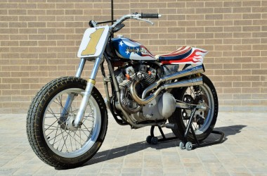 Bubba Blackwell XR750