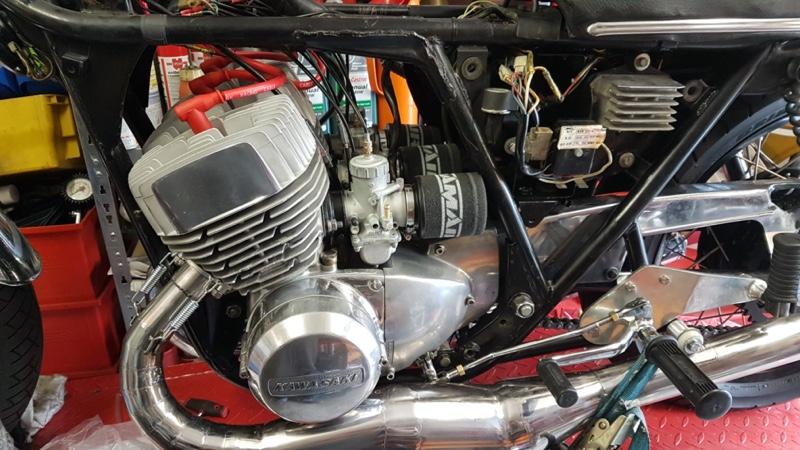 Kawasaki KH750