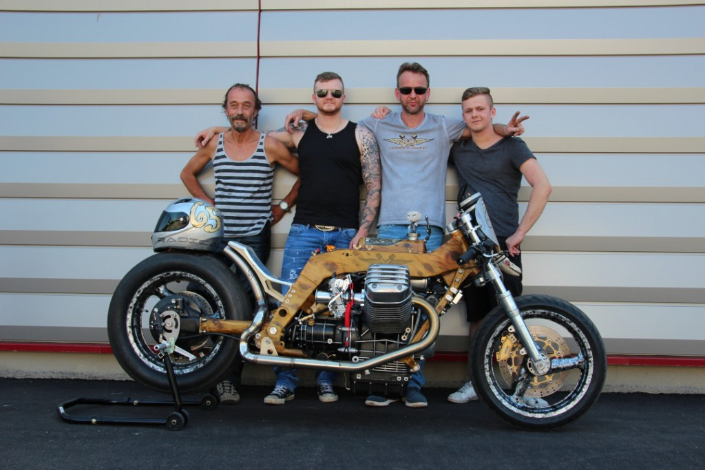 Moto Guzzi Drag bike