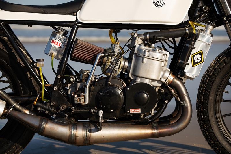 Suzuki GT750 Tracker