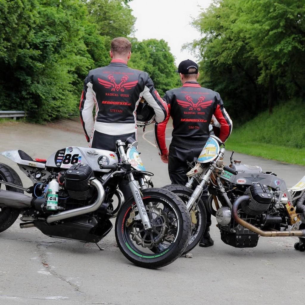 Moto Guzzi Sprint Racer
