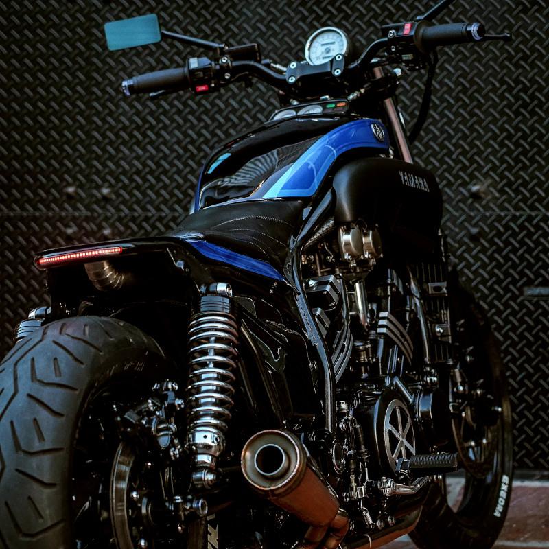 Yamaha V-Max Custom