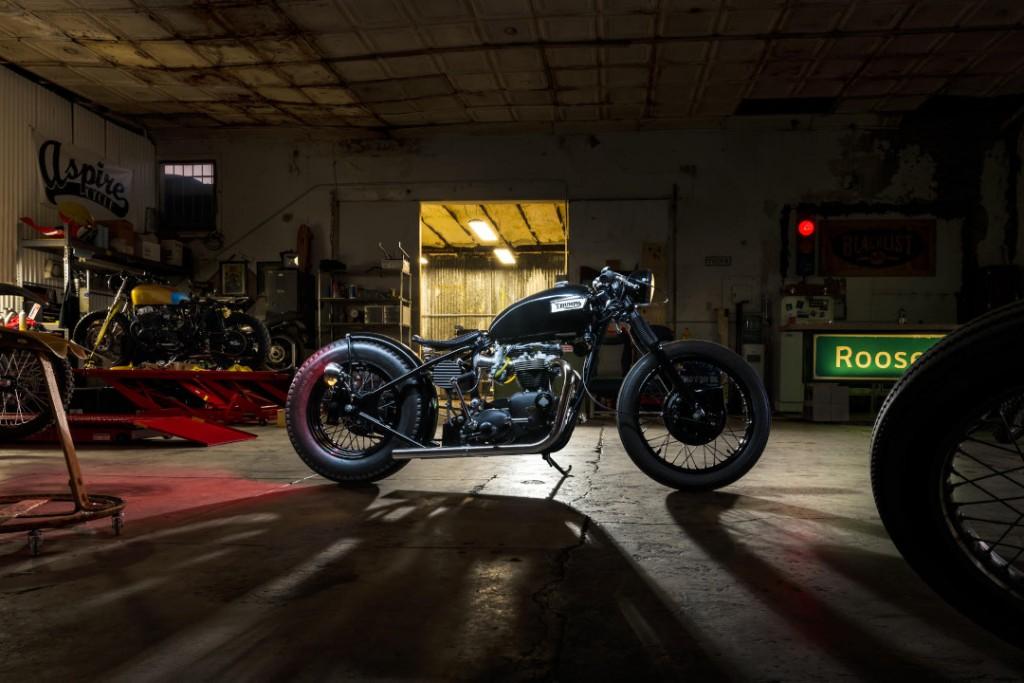 Front Row Moto Show