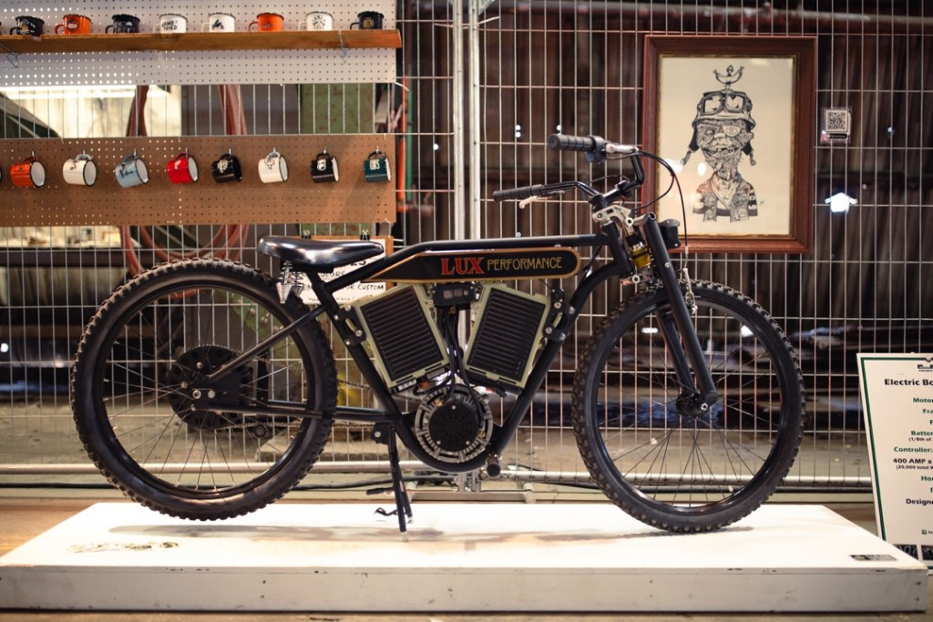 2020 Lux Boardtracker from Fred Lux