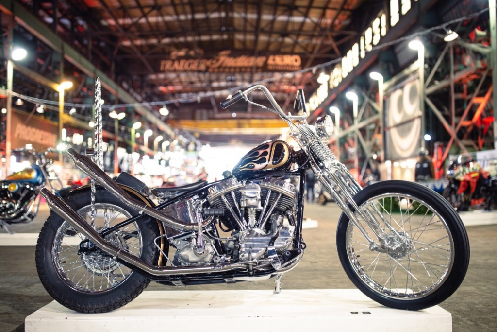1954 H-D Panhead from Nathan