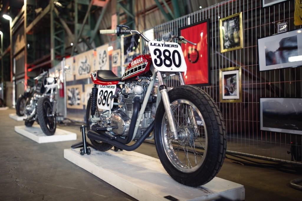 1977 Yamaha XS650 by Alex Leathers