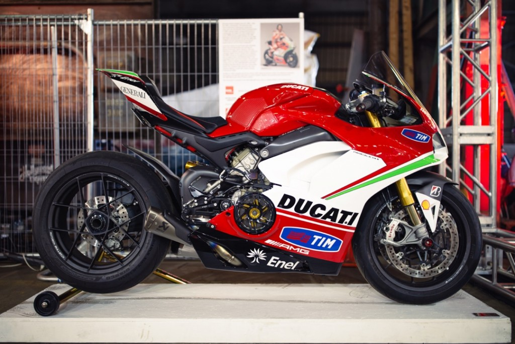 2019 Ducati Panigale V4S NH69 from Motocorsa