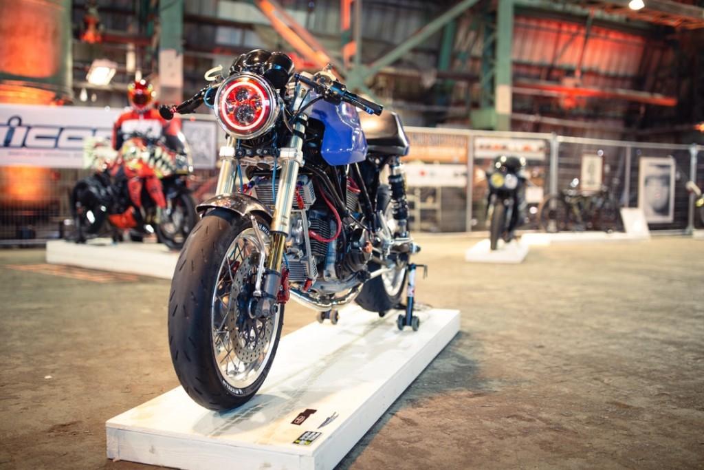 2006 Ducati Sport 1000 from DNA Motor Lab