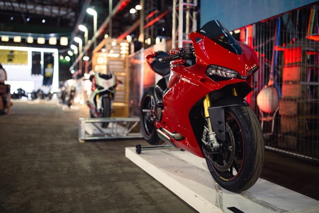 2015 Ducati Panigale 1299S from Matt