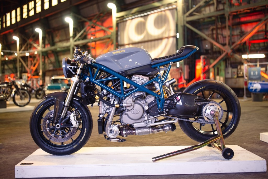 2008 Ducati 848 Turbo from Dylan