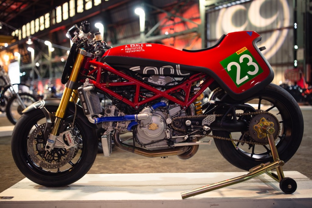 Ducati S4RS from Earle Motors