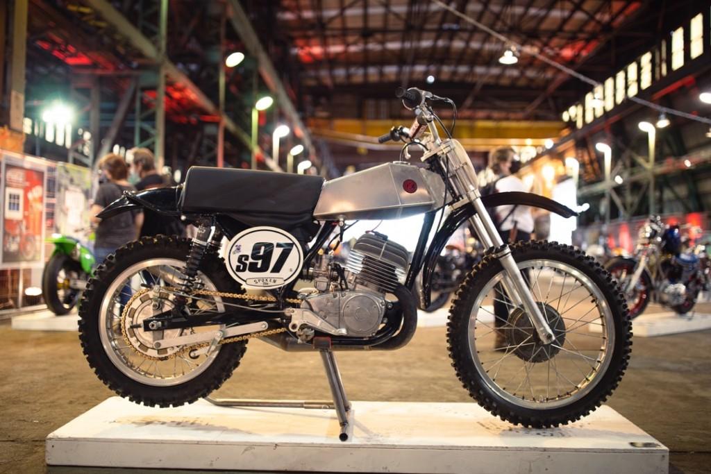 1973 CZ 400 from Spoken Moto