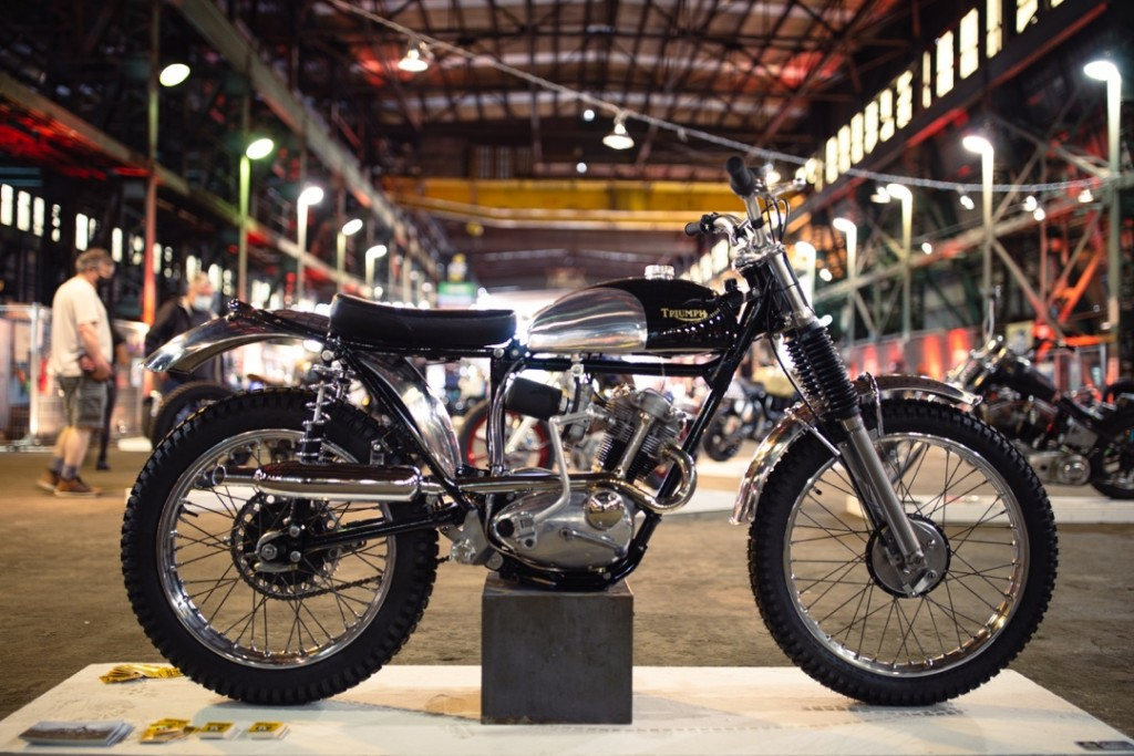 1965 Triumph Tiger Cub from Red Clouds Collective
