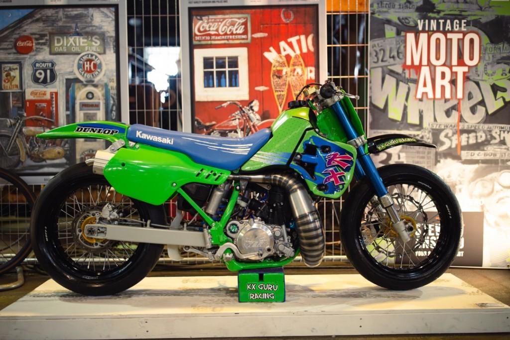 2001 Kawasaki KX500 from Mike Weir