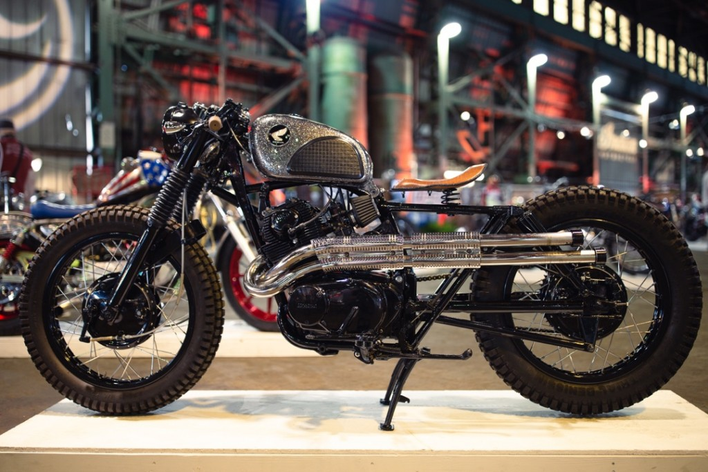 """""""The Cabobber"""" 1967 Honda from Andy"""