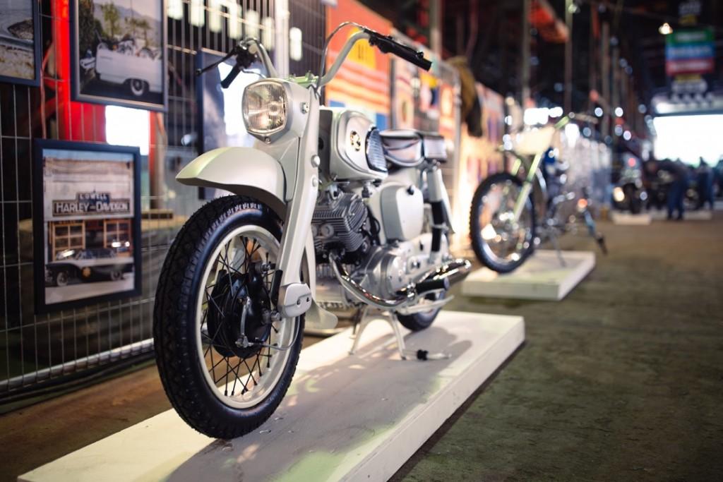 1963 Honda CA95 from Logreco