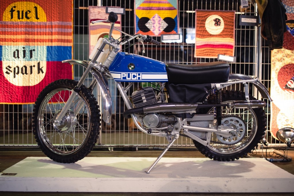 1973 Puch MX 125 from Debbie Brown