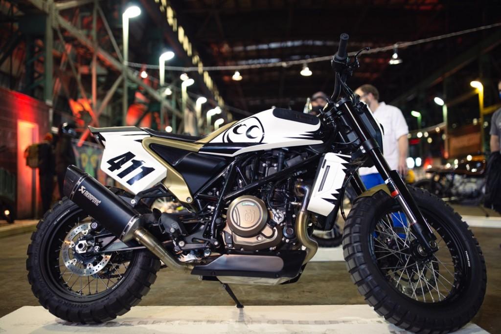See See Motorcycles Husky