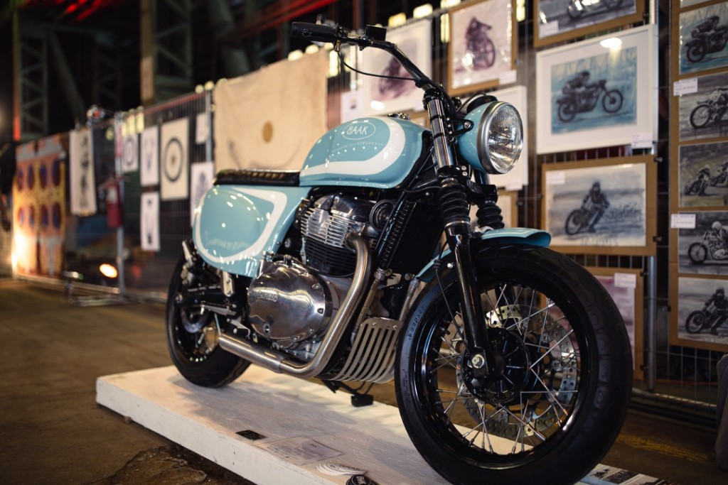 2020 Royal Enfield INT 650 from BAAK