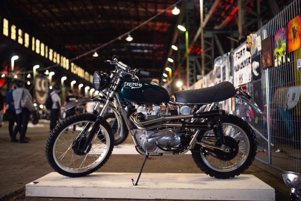 1967 Triumph Bonneville from Duane Cannon