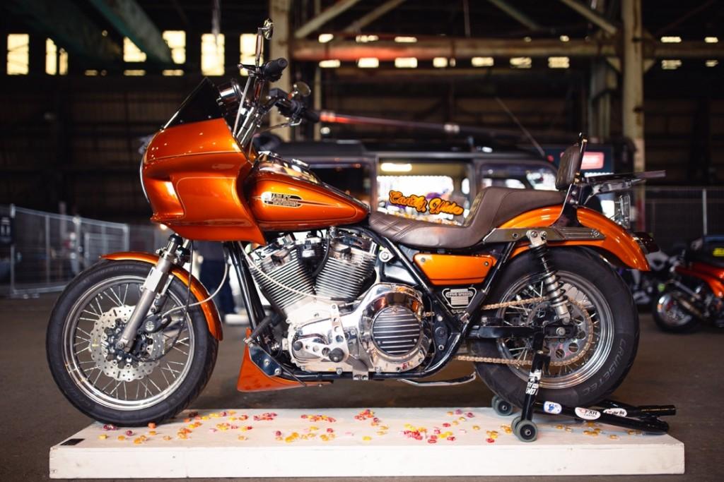 1985 H-D FXRC from Rip Van Winkle